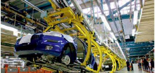 Otomobil fabrikası