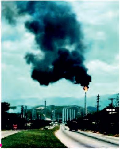 Hava kirliliği insan sağlığını doğrudan etkiler.